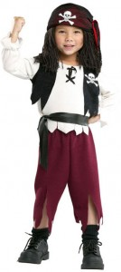 Toddler Pirate Costume Images