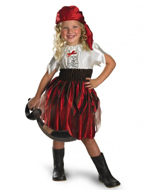 Toddler Pirate Costume  sc 1 st  Parties Costume & Toddler Pirate Costumes | Parties Costume