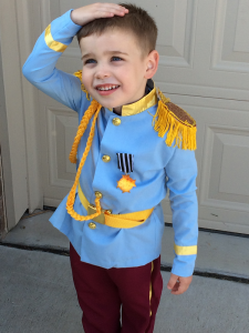 Toddler Prince Charming Costume