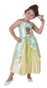 Toddler Princess Tiana Costume