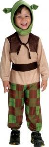 Toddler Shrek Costume