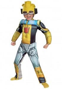 Toddler Transformer Costume