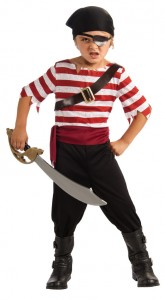 Toddlers Pirate Costume