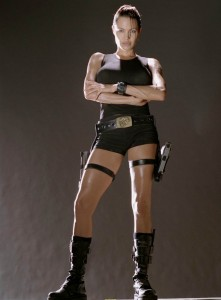 Tomb Raider Halloween Costume