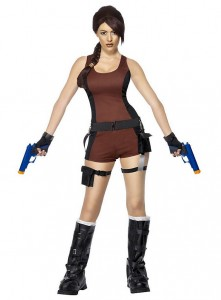 Tomb Raider Lara Croft Costume