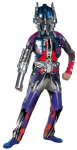 Transformer Costume Optimus Prime