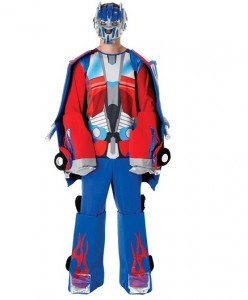 Transformer Costume for Adults