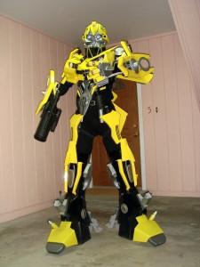 Transformer Costumes