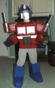 Transformer Costumes for Kids