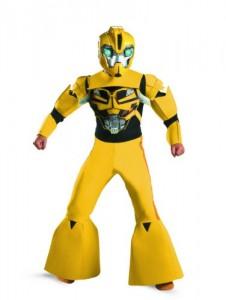 Transformer Halloween Costume