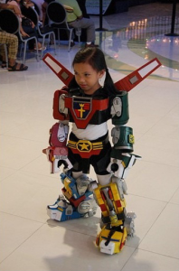 Transformer Toddler Costume