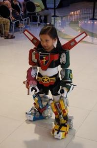 Transformer Toddler Costume