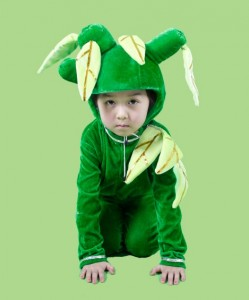 Tree Costume for Child