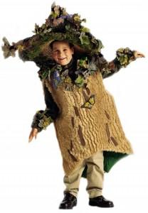 Tree Costume for Children