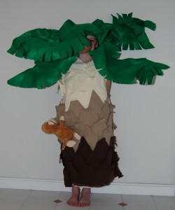 Tree Costume for Kids