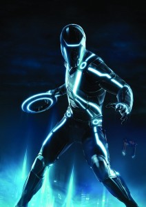Tron Costume Design