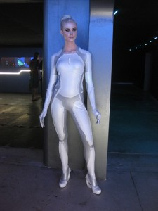 Tron Costume Womens