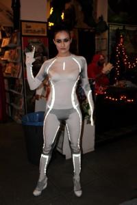 Tron Halloween Costume