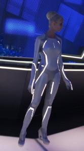 Tron Siren Costume