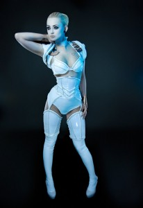 Tron Womens Costume