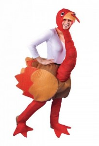 Turkey Costume Women