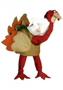 Turkey Halloween Costume