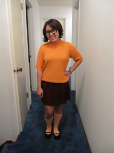 Velma Costume Ideas