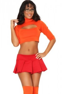 Velma Costume Women