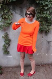 Velma Dinkley Costume