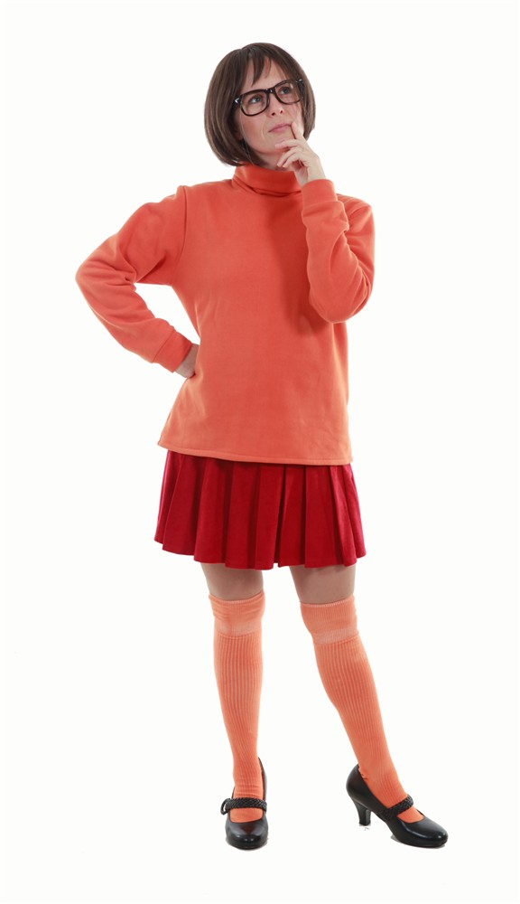 Velma Scooby Doo Costume  sc 1 st  Parties Costume : toddler velma costume  - Germanpascual.Com