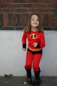 Violet Incredibles Costume