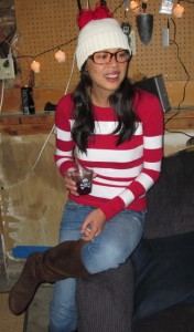 Waldo Costume Women