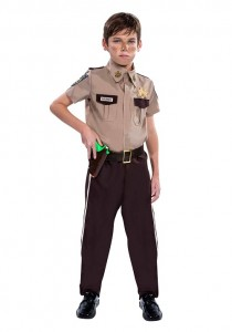 Walking Dead Costume Child