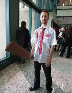 Walking Dead Costume DIY