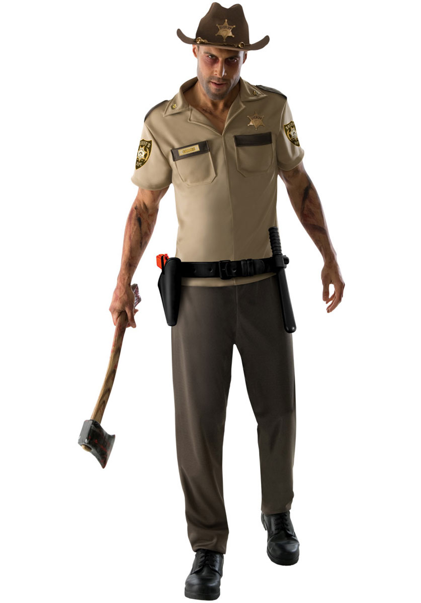 Rick Grimes Halloween Costume