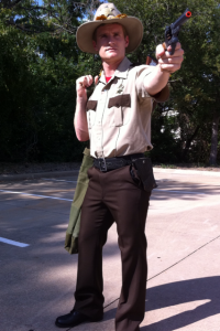 Walking Dead Sheriff Costume