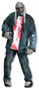 Walking Dead Zombie Costume