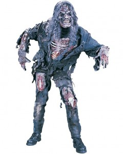Walking Dead Zombie Costumes