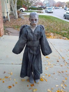Weeping Angel Costume Child