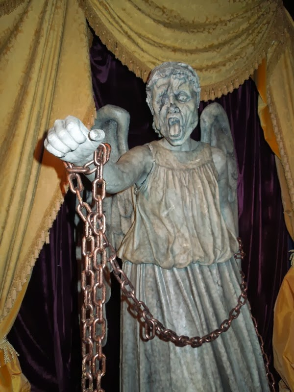 Weeping Angel Costume Doctor Who
