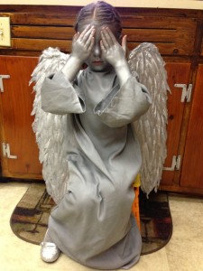 Weeping Angel Costume for Kids