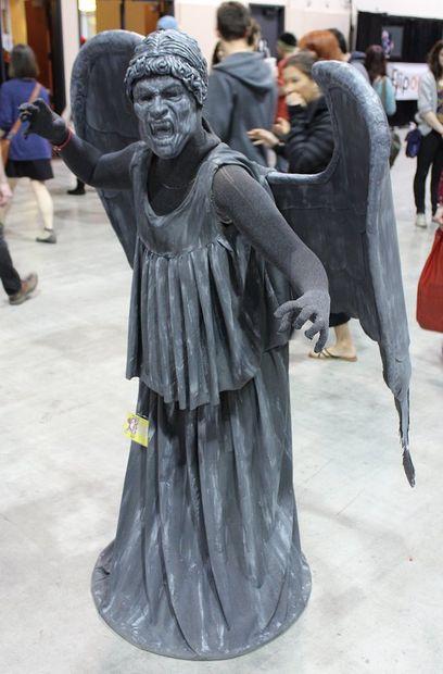 Weeping Angel Halloween Costume & Weeping Angel Costumes | Parties Costume