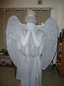 Weeping Angels Costumes