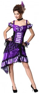 Western Saloon Girl Costume