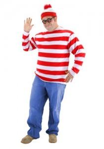 Where is Waldo Costume