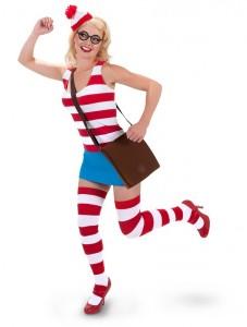 Wheres Waldo Costume