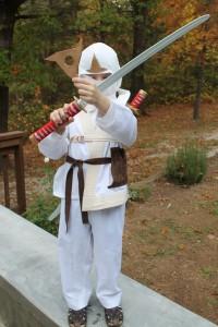 White Ninjago Costume