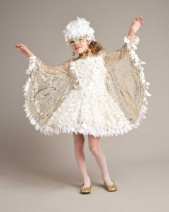 White Owl Costume