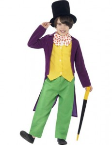Willie Wonka Costume