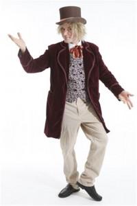 Willy Wonka Costume Gene Wilder